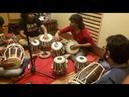 Best recording sessions with Ustad Fathe Sulemani team Sandesh Vishwa Imran Kartik Vishwa