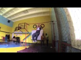 #Street Workout in Drohobych
