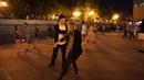 Румба 2 - Open air - Бальные танцы в Парке Горького, Москва, 14 августа 2018