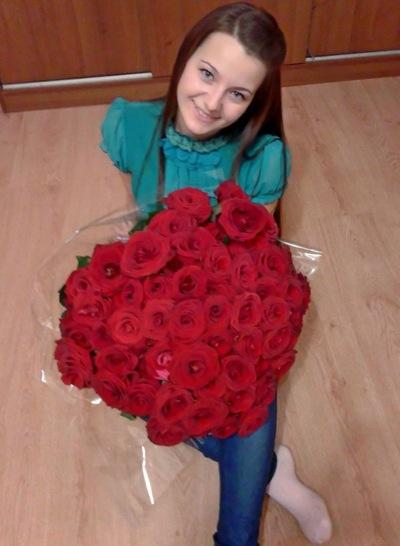 Кристина Типсина, 20 октября 1991, Архангельск, id89671420