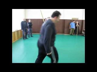 Избиение учеников на тренировке
