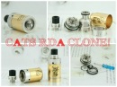 The CAT's RDA Clone Review- The Cat's Meow? VapingwithTwisted420
