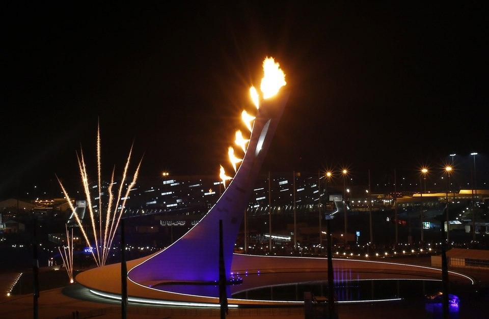 Полная запись церемонии открытия XXII Олимпийских зимних игр в Сочи