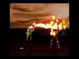 Mortal Kombat Shinobi - Scorpion Fatality 3
