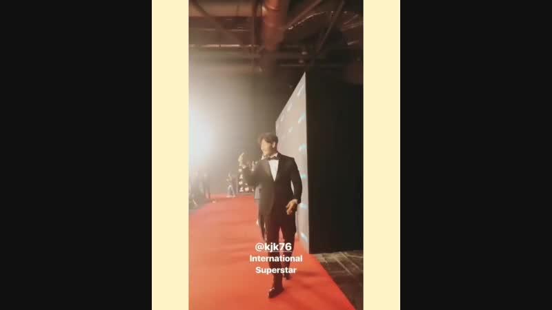 Kim Jong Kook│2018 MAMA in HONG KONG (14.12.2018)