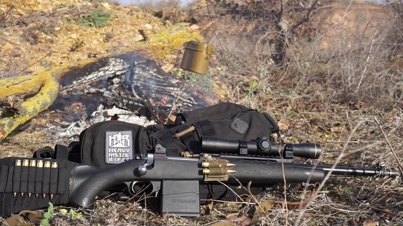 HMR пособие по точной стрельбе, часть 2