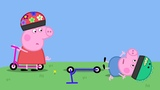 Peppa Pig New Episodes - Scooters - Kids Videos