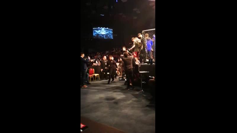 ПОБЕДА МОВСАРА ЕВЛОЕВА НА UFC FIGHT NIGHT 149