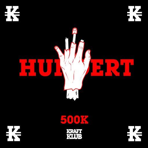Kraftklub альбом 500 K