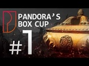 1/4 Финала. Mansory Gaming vs Via Militera. PANDORA'S BOX CUP 1. TOTAL WAR ARENA