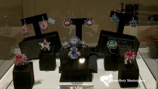 VAK Fine Jewels at the Baselworld 2017