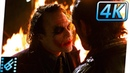 Joker Burns Money | The Dark Knight (2008) Movie Clip
