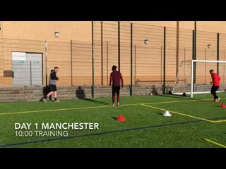 Training highlights - rhys, remi and michael 3 french professional footballers-обрезка 01