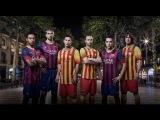 FC Barcelona - Las nuevas equipaciones para la temporada 2013/14 (3)