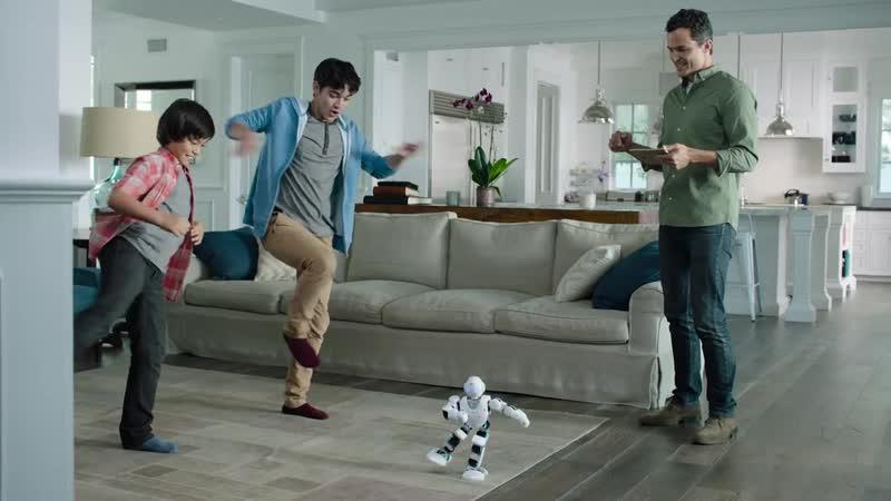 Ubtech Alpha 1 Pro – человекоподобный робот нового поколения.