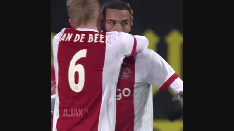Last time we played Roda JC, - Ziyech did this... ️