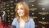 J.K. Rowling at the Official Broadway Opening of Cursed Child