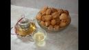 Стоны монашки прекрасный итальянский десерт из теста Шу за одну минуту