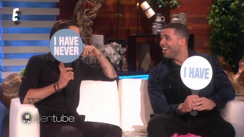 Drake and Jared Leto