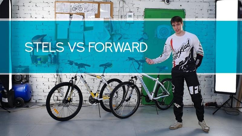 ЧТО БРАТЬ ЕСЛИ МАЛО ДЕНЕГ: Stels или Forward