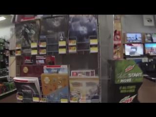 Американский Адлер, Wallmart и диван Пьера Вудмана - USA VLOG #2 Daytona