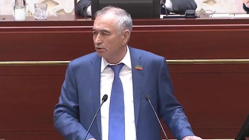 Депутат Госсовета РТ про законопроект об изучении родных языков: «Попахивает геноцидом»
