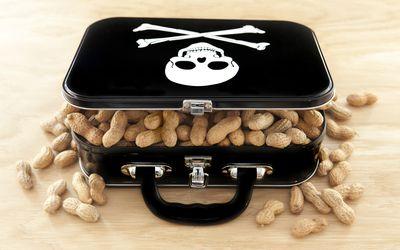 Аллергия после еды может наблюдаться от употребления арахиса.