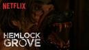 Hemlock Grove | Wolf Transformation Behind The Scenes [HD] | Netflix