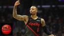 LA Clippers vs Portland Trail Blazers Full Game Highlights 12 17 2018 NBA Season