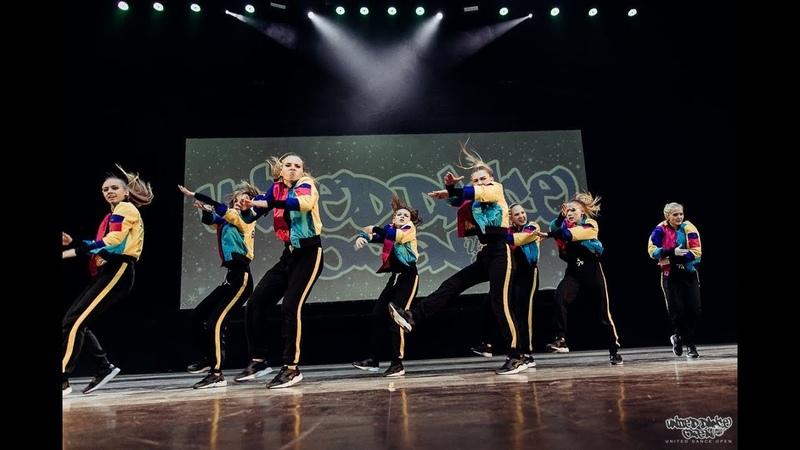 BLADE   TEENS ADVANCED   UNITED DANCE OPEN 2018