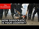 How democratic is your country