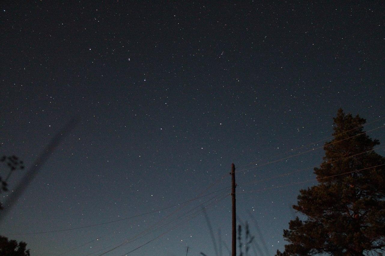млечный путь фото на небе