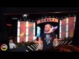 WWE 2K15 John Cena & Randy Orton Entrances with Gameplay at Gamescom 2014 [HD]