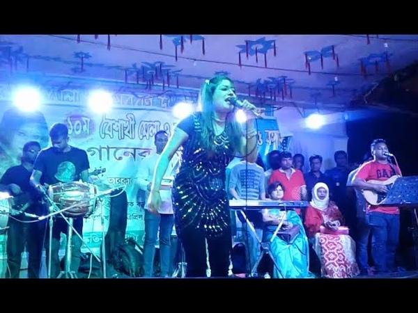 Ami Alta Dichi   আমি আলতা দিছি   Moon   মুন   Bangla New Song 2018   Full HD   Projapoti Music
