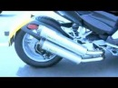 2008 BRP Spyder with Two Brothers Racing Dual Exhaust