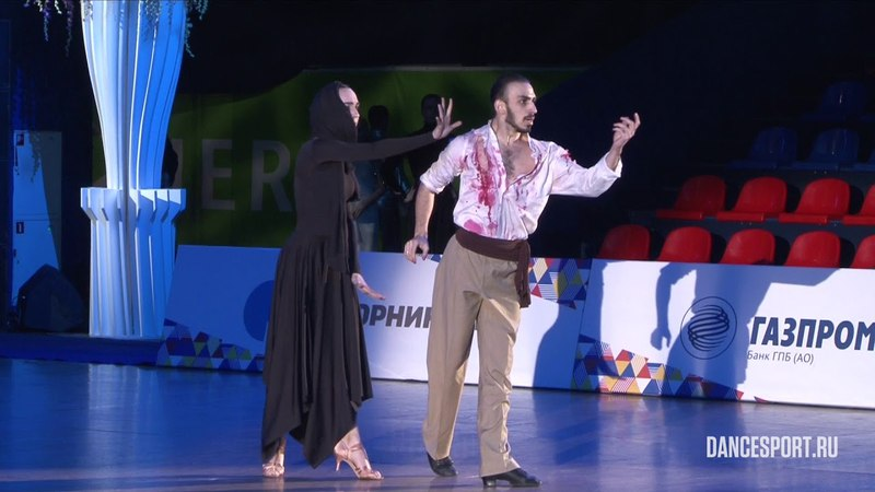 Акопян Саркис - Болдовская Полина, Секвей