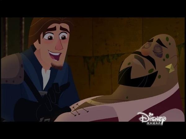 Рапунцель: История продолжается - 2 сезон 1 серия (2 часть)