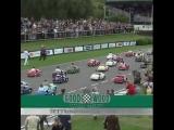 Детские гонки на фестивале скорости в Гудвуде
