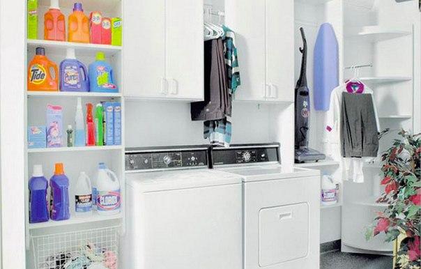Как организовать хозяйственную комнату в квартире Для многих людей постирочная или хозяйственная комната становится неотъемлемой частью интерьера. Советы по наполнению и оформлению функциональной постирочной