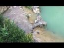 Голубое озеро Абхазии
