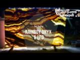 🌈 Onyx Rainbow Led Testing /// 💥👀💥/// Tестируем подсветку с ониксом Рейнбоу (Италия)