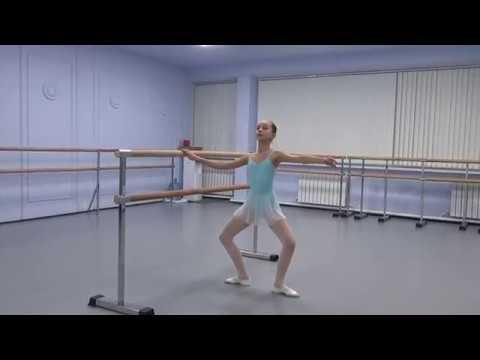 30 01 19 Tver Youth Ballet Академия СК Балета Урок балета PLIE