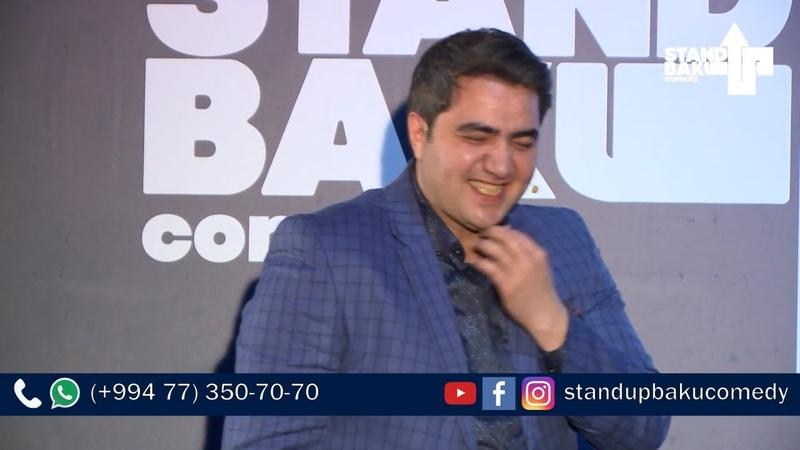 Həsrət Həsrətov (Stand UP 29-cu şou)