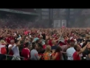 Как в Дании радовались победному голу Поульсена