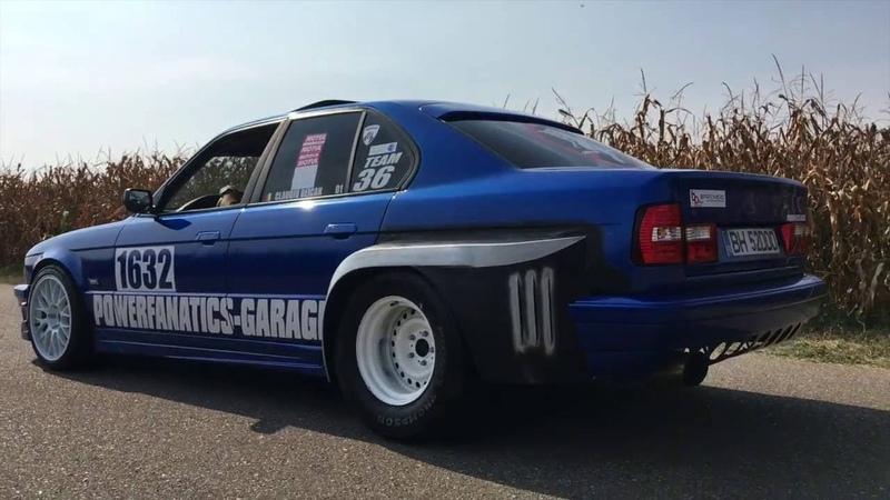 TestDriver POV review BMW M5 Turbo e34