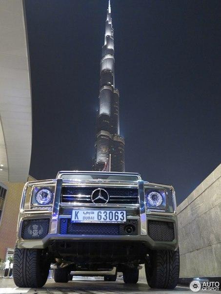 Mercedes-Benz G 55