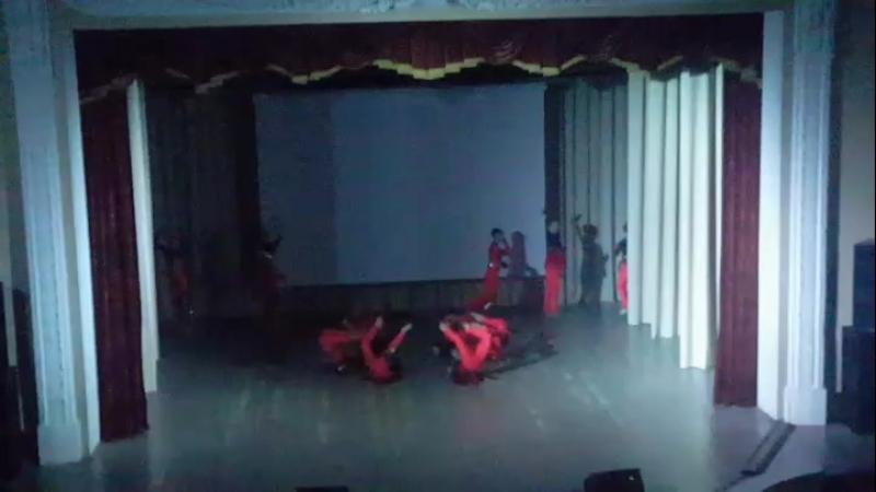 Огненный цветок Хореограф постановщик Аскерова Наталья Геннадьевна