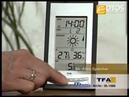Промо обзор метеостанции TFA 35.1068
