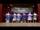 Танец Синий платочек,исполняет группа Задоринка.