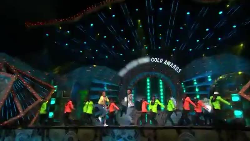 Церемония награждения Zee Gold Awards 2018 с русским переводом